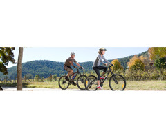 Discover the diverse countryside with Rail Trail Bright