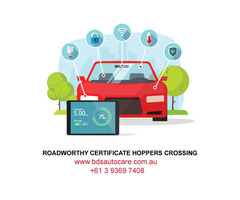 Go ahead for your roadworthy certificate and enjoy safe journey