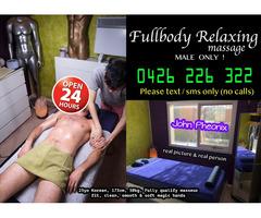 24/7 Oakleigh Male 2 Male Massage m2m