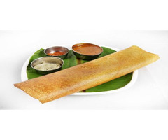 Get $5 Off On your First 3 Order @ Dosa Hut Restaurant