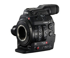 Record Your YouTube Videos with Canon EOS C300 Mark II Camcorder