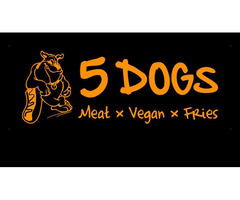 Mouthwatering and succulent Hot dogs | 5 Dogs