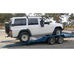 Hire cheap car trailer to moving your car