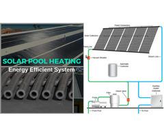 Get Standard Quality Solar Pool Heat Pumps in Sydney