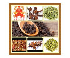 Kitchen Spices and Darjeeling teas  for sale