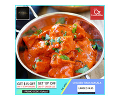Indian@Red spice Indian cuisine-$5 OFF on First 3 Orders