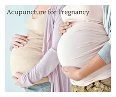 Acupuncture for Reducing Anxiety at the Time of Pregnancy