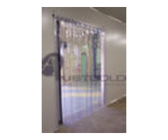 Pvc Door Strip - Austcold Industries Pty Ltd