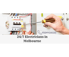 Hire 24/7 Electricians in Melbourne at Pocket Friendly Cost