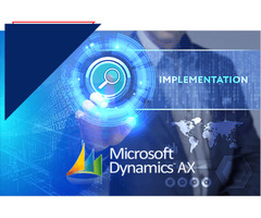 Grow your enterprise with Dynamics AX implementation!!
