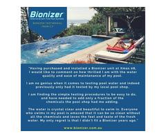 Chlorine-Free Pure Water Technology - Bionizer Reviews