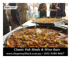 Classic Pub Meals & Wine Bars - The Penny Black