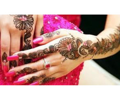 Melbourne's Leading Mehndi Design and Art Services