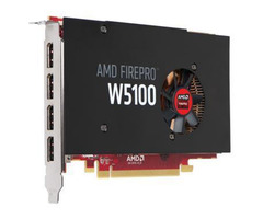 Purchase AMD Firepro W5100 Graphics Card from Scorptec