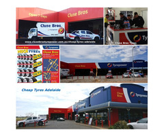 Seeking for Big Brand Cheap Tyres in Adelaide