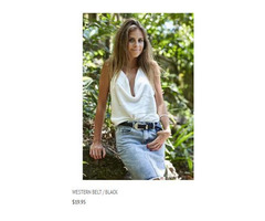 Redefine your style with Jeans dresses for women only from Alexandnia.com.au