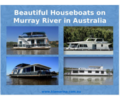 Truly the Wholesome Experience with Houseboats on the Murray River