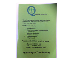 Queanbeyan Tree Services