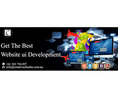 Affordable Website Design & UI Development in Australia