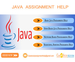 Helping you in Java Homework Assignments Help in Australia