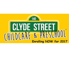 Enroll Your Child at the best Clyde Street Childcare & Preschool