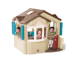 Purchase These Playhouse At Step2 Direct For Your Kids Outdoor Activities!