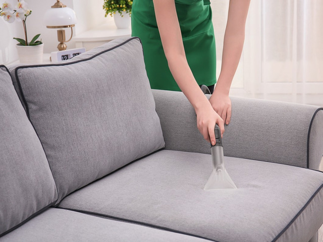 Leather upholstery Cleaning Melbourne - 2