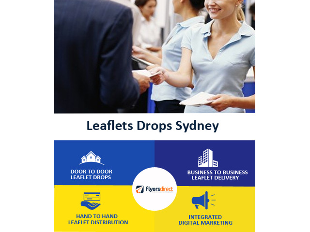 Reach Your Local Market with the Help of Advanced GPS Tracked Leaflet Drops in Sydney - 1