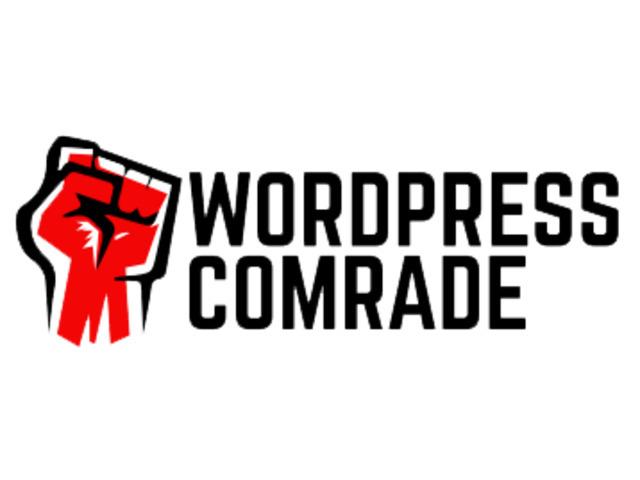 Wordpress Comrade - 1