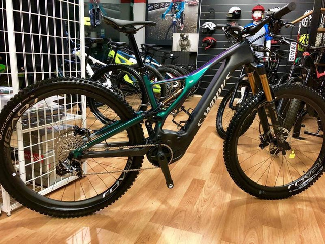 2019 Specialized Men's S-Works Turbo Levo - 1
