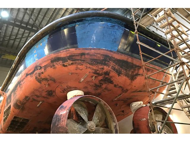 High Pressure Water Blasting - Impact Group NSW - 2