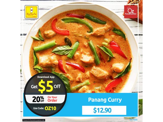 Get 20% off on your 1st Order @ Baan Phaya Thai - 1