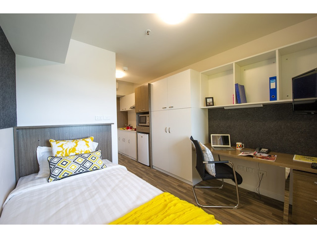 Student Accommodation in WSU Village Parramatta Sydney - 1