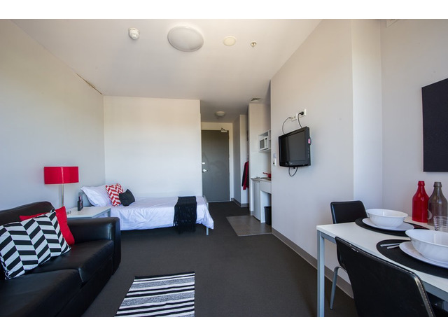 Student Accommodation in WSU Village Parramatta Sydney - 2