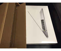 Apple MacBook PRO i7 2.6GHz 16GB -Touch Bar-(2016)