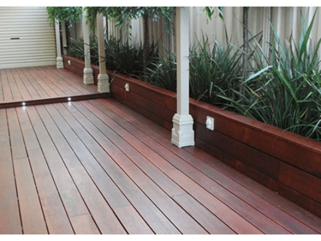 Rex Paine Is High Quality Merbau Decking Products In Melbourne - 3