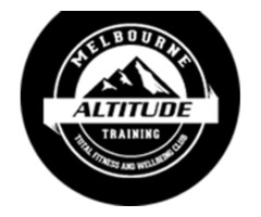 Altitude Training in Melbourne