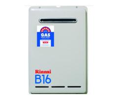 Rinnai B16 Lt per Minute, Electric Start