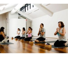 Kids Yoga Campaign & Program at OM Collective