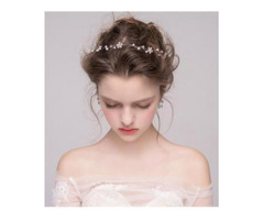 Buy Gold, Silver Bridal Hair Accessories & Pieces Online