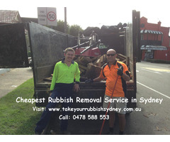 Cheapest Rubbish Removal Service in Sydney