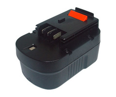 Battery For Black Decker Firestorm 14.4V 2.0Ah Ni-Cd A1714 A14 FS140BX HP142KD