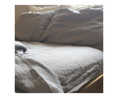 Bedloves PREMIUM French Flax Linen Bed Sheet Sets