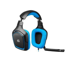 Buy Logitech Gaming HeadSet at $79 Only!