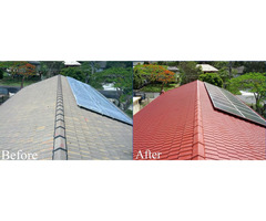 Professional Roof Restoration Melbourne services