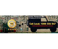 Handyman Services in Sydney