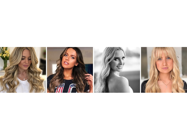 Sewn in Extensions Services Melbourne - 2