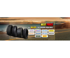 Finest Tyre Shop In Granville, Sydney - SUV Tyres, Light Truck Tyres, 4x4 Tyres & more