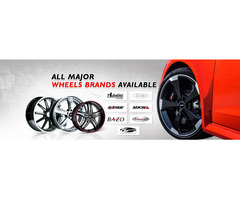 Leading Wheels Shop Granville - Mag Wheels, Alloy & Chrome Wheels For Sale Sydney