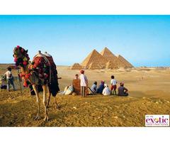 Explore Luxury Tours to Egypt